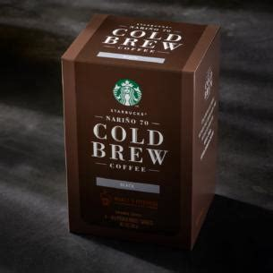 Starbucks® cold brew pitcher packs bring home the cold brew taste you love so you can enjoy a delicious and refreshing drink every day. Starbucks® Cold Brew Coffee Pitcher Packs | Starbucks Coffee Company