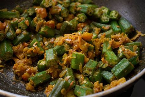 aroma indian cuisine bhindi masala recipe how to bhindi masala recipe