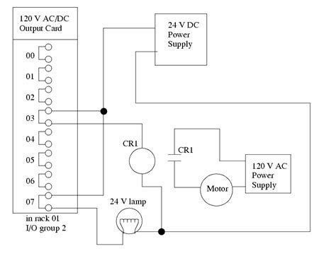 relay output card wiring diagram 32 wiring diagram