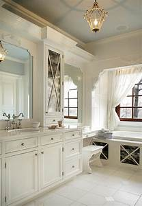Traditional bathroom designs bilotta ny for Pictures of traditional bathrooms
