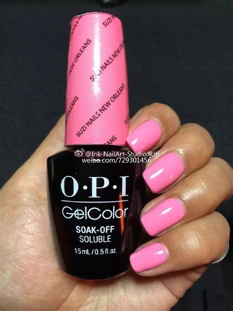 opi gel nail colors opi new orleans opi gelcolor in 2019 nails