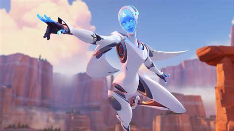 New Hero Echo Comes To Overwatch Next Week Game Informer