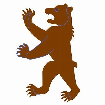 Bear Brown Svg Clip Clipart 1024 Icon