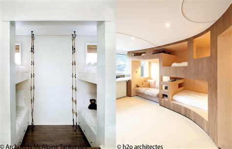 lit superpose sur mesure lit superpos 233 un dortoir pour votre enfant d 233 coration