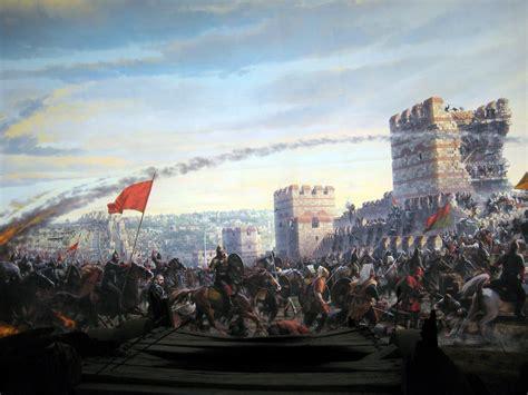 siege de constantinople islam 14 siècles de confrontation avec le christianisme