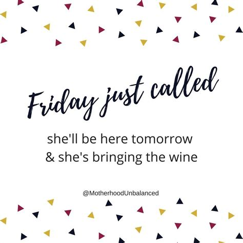 Vinny, explains some of the finer points of bringing wine to a dinner party, host gifts, and how to graciously receive them. Friday just called, she'll be here tomorrow & she's ...