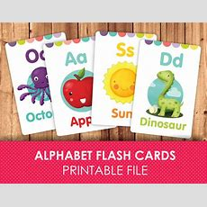 Flashcards For Kids  Printable Flash Cards  Abc Flashcards