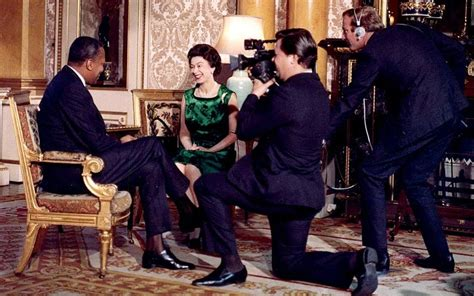queen elizabeth ii birthday 1969 royal documentary happy film telegraph 89th britain movie television saw pomp