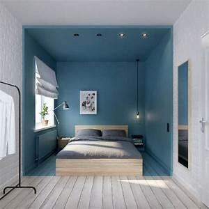Couleur Bleu Canard Deco : chambre bleu canard toutes nos id es pour une d coration r ussie ~ Melissatoandfro.com Idées de Décoration