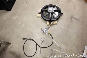 Attic Fan Install