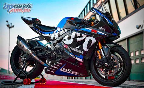 Suzuki Picture by Suzuki Gsx R1000r Ryuyo Special Edition Mcnews Au
