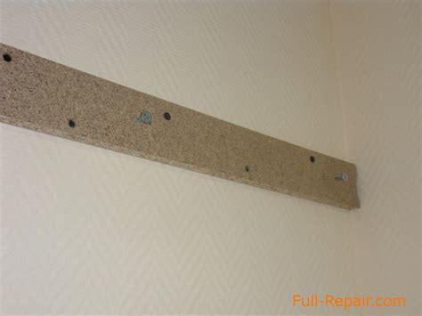 how to fix kitchen wall cabinets повесить кухонные шкафы на стену из гипрока 8657