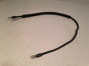 1965-73 Mustang Negative Battery Cable  302