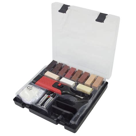 hardwood floor repair kit 19pc hardwood laminate wooden wood floor repair kit wax chip scratch with case