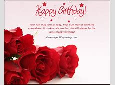 Romantic Birthday Wishes 365greetingscom