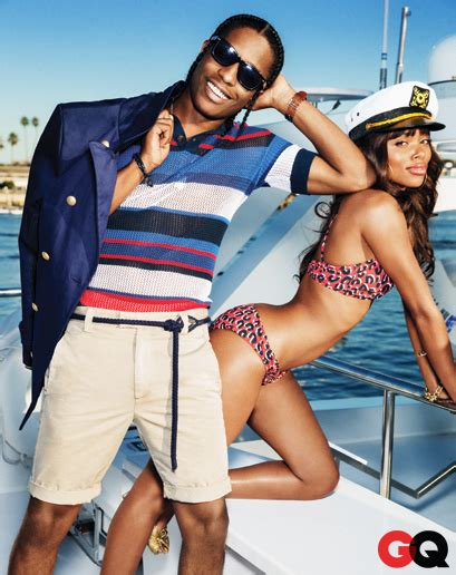 Boats And Hoes Justin Timberlake by A Ap Rocky Gets Fly For His Gq Photoshoot