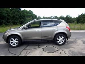 2004 Nissan Murano Se Awd Start Up  Engine  U0026 In Depth Tour