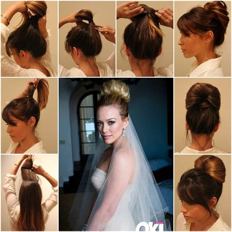 DIY Easy Hair Updo