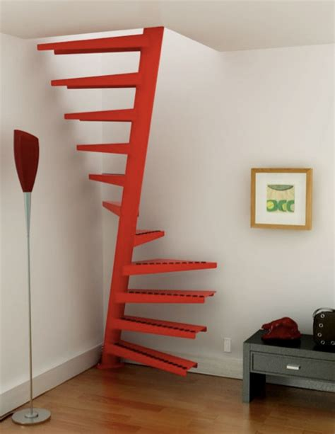 space saving stair 27 really cool space saving staircase designs digsdigs