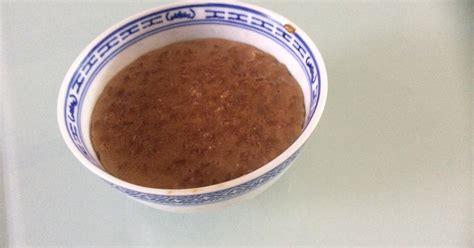 recette dessert lait de soja riz au lait de soja au caramel by bergamotte54 on www