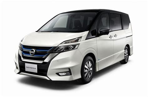 Nissan Serena 2019 by 日産 新型セレナ E Power値引き2019年4月 納期 実燃費 価格の評価