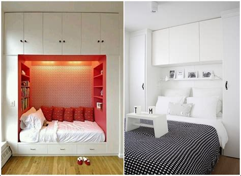 Amazing Space Saving Ideas For Small Bedrooms-amazing