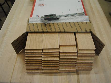 oak thin boards lumber wood crafts