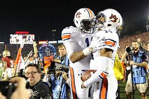 Auburn Tigers Morning Links: National Championship Odds