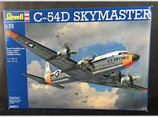 Revell C54D Skymaster 172 Scale Modelling Now