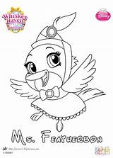 Featherbon Ms Coloring Palace Pages Princess Whisker Haven Pets Tales Printable Heaven Disney Pet Skgaleana Printables Sheets Colouring Activities Drawing sketch template
