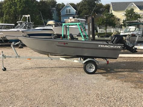 Tracker Jon Boats For Sale by Used Tracker Jon Boats For Sale Boats