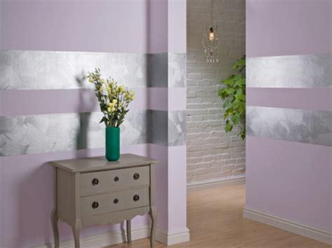 Flur Wandfarbe Ideen by Wandfarbe Mit Einem Metalleffekt Coole Bilder