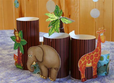 li 39 l buck 39 s creations jungle safari baby shower decorations