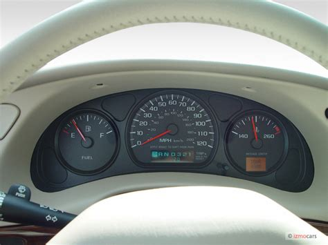 buy car manuals 1996 chevrolet impala instrument cluster image 2004 chevrolet impala 4 door sedan instrument cluster size 640 x 480 type gif posted