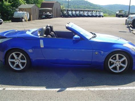Find Used 2005 Nissan 350z Enthusiast Convertible 2-door 3