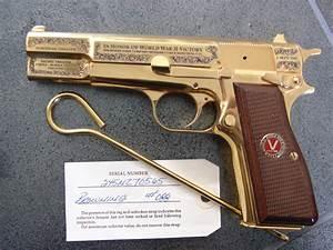 Images of Gold Handguns 9mm - #Summer