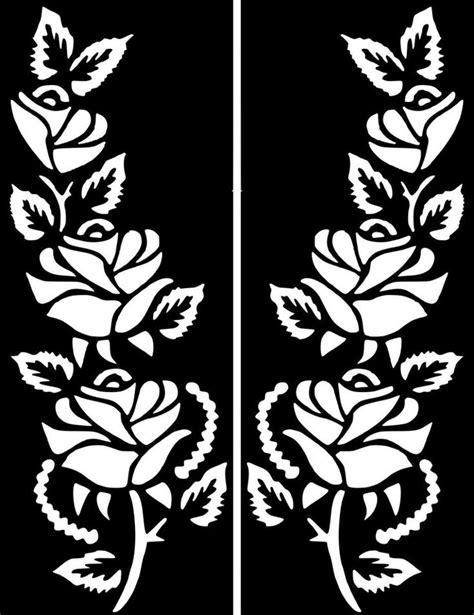 Henna Temporary Tattoo Body Art Sticker Stencil | Pola
