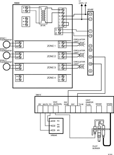 honeywell s8600 wiring diagram 30 wiring diagram images