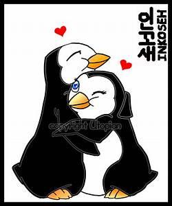 Penguin Love by macawnivore on DeviantArt