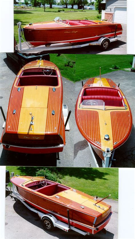 Classic Riviera Boats by Classic Boats Wooden Boats 20 Ft Chris Craft Riviera