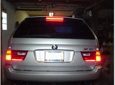 Retrofit of LED 3rd Brake Light in BMW X5 Xoutpostcom