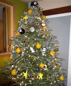 Pittsburgh Steelers Christmas Tree Decoration Kit