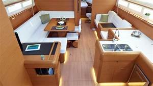 Jeanneau sun odyssey 509 powerful and dynamic boatscom for Interior decorating ideas for boats