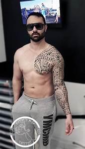 Tatouage Bras Complet Homme : tatouage maori bras complet cochese tattoo ~ Dallasstarsshop.com Idées de Décoration
