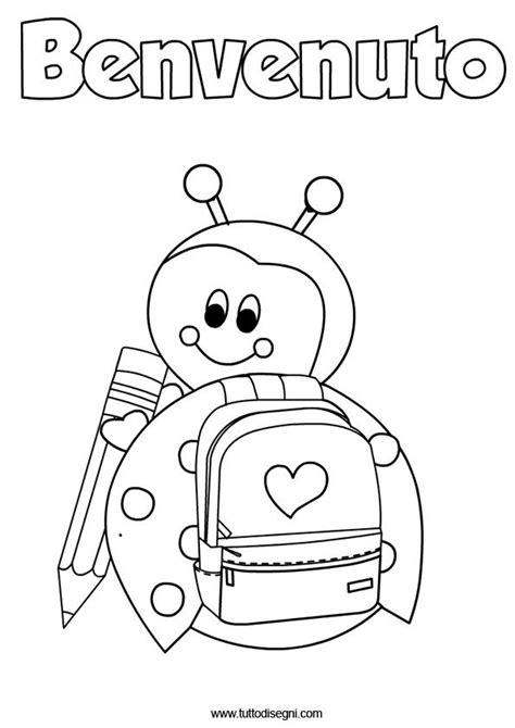 disegni da colorare per bambini scuola primaria disegni da colorare primo giorno di scuola