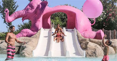 Ingresso Aquafan by Aquafan E Oltremare Pacchetti Hotel Ingresso Nei Parchi