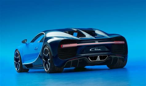 Bugatti Chiron Price, Specs And Photos