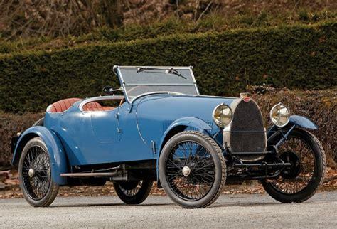 Bugatti Type 30 Re-Body | Classic Car Weekly