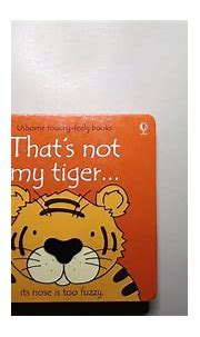 That's not my tiger - YouTube
