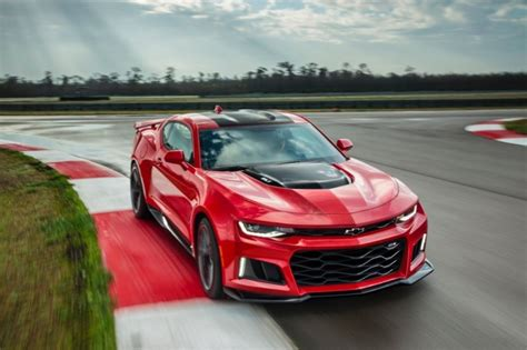 Is The Fastest Camaro by Photos 2017 Chevy Camaro Zl1 Could Be The Fastest Camaro